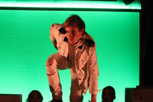 A Clockwork Orange mit Daniel Adler (OVIGO Theater)