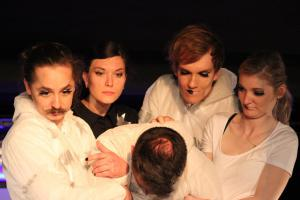A Clockwork Orange / OVIGO Theater / mit Roman Fuchs