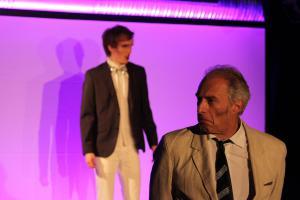 """A Clockwork Orange"" mit Bernhard Zellner (OVIGO Theater)"