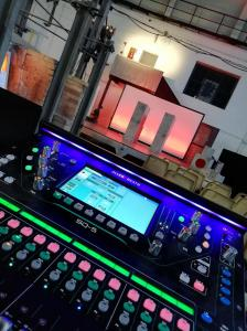 A Clockwork Orange, Veranstaltungstechnik Patrick Seibicke, OVIGO Theater