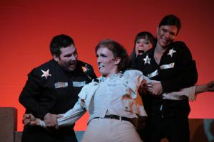 "OVIGO in Neunburg, ""A Clockwork Orange"""