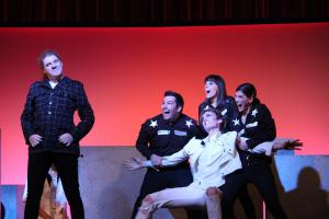 """A Clockwork Orange"" in Neunburg, OVIGO Theater"