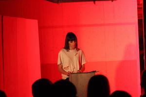 Lisamarie Berger, OVIGO Theater, A Clockwork Orange