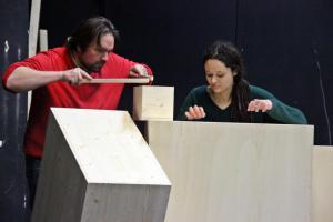 "OVIGO Theater Probe: ""A Clockwork Orange"""