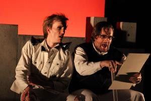 "OVIGO Theater / Regensburg / ""A Clockwork Orange"""
