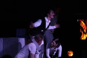"""A Clockwork Orange"", Waldassen (Glashütte Lamberts), OVIGO Theater"