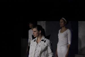"Sina Schröder (hinten rechts), ""A Clockwork Orange"", OVIGO"