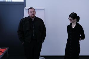 Benjamin Gläser & Stephanie Most (OVIGO Theater)