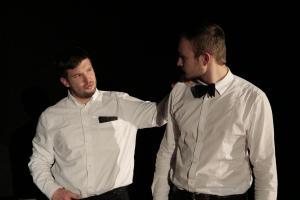"Florian Wein & Ludwig Koller, ""Böse"", OVIGO Theater"
