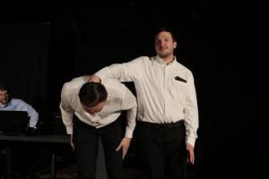 "OVIGO Theater / 2018 / ""Böse"""