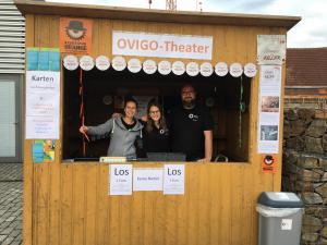 OVIGO Theater beim Bürgerfest Oberviechtach 2019