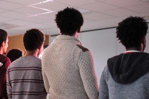"""OVIGO macht Schule, Berufsfachschule Oberviechtach, """"Heimat"""", 2019"""