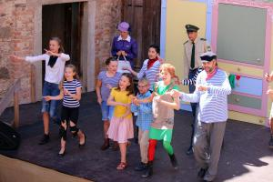 "OVIGO Kids in ""Pippi Langstrumpf"""