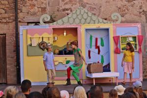 Pippi Langstrumpf, Burgtreswitz, OVIGO Theater