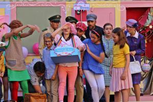 Pippi Langstrumpf in Burgtreswitz (OVIGO Theater)