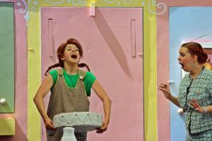 Lena Borowski ist Pippi Langstrumpf (OVIGO Theater, 2019)
