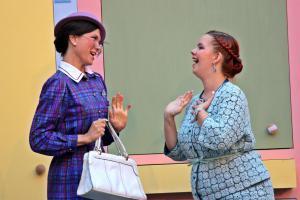 """OVIGO Theater mit """"Pippi Langstrumpf"""" in Burgtreswitz"""
