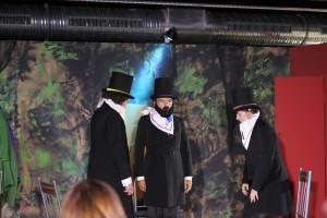 """OVIGO Theater - """"Die Verwandlung"""" nach Franz Kafka (mit Erich Wein)"""