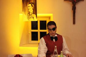 OVIGO Theater, Dinner mit Killer, Theresia Igl