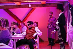 Markus Pleyer, OVIGO, Dinner mit Killer, Schwandorf, 2019