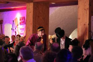 OVIGO, Mord im Hause Doubleface, Dinner mit Killer Bodenwöhr, Richard Baudach