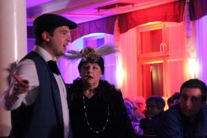 """Mord im Hause Doubleface"", Dinner mit Killer, OVIGO, Renate Bauer"