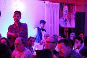 "OVIGO, Richard Baudach, Dinner mit Killer, ""Mord im Hause Doubleface"""