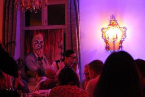 OVIGO Theater, Dinner mit Killer, Neualbenreuth, Schlosshotel Ernestgrün