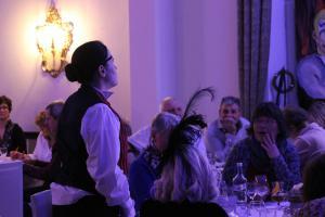 OVIGO Dinner mit Killer, Bad Neualbenreuth, Schlosshotel Ernestgrün, 2020