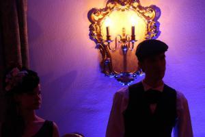 Schlosshotel Ernestgrün, OVIGO Dinner mit Killer