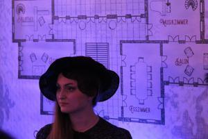 Mord im Hause Doubleface, OVIGO Theater, Dinner mit Killer, Selina Zeitler