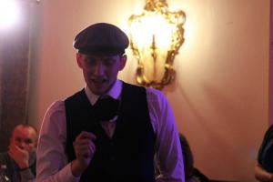 OVIGO Dinner mit Killer, Mord im Hause Doubleface, Richard Baudach