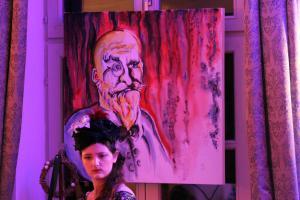 OVIGO Dinner mit Killer, Mord im Hause Doubleface, Isabella Danzl
