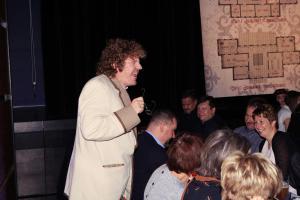 Michael Zanner, OVIGO Theater, Dinner mit Killer