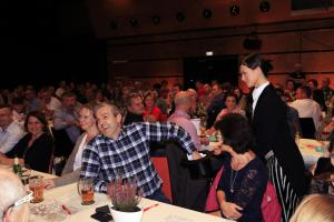 "OVIGO Theater, ""Dinner mit Killer"", Ursensollen, Auslosung"