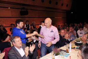 "Florian Wein bei ""Dinner mit Killer"", Ursensollen"