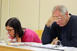 """""""Eine ganz heiße Nummer"""" Probe, mit Bernhard Zellner, OVIGO"""