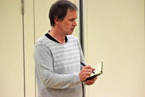 """OVIGO / """"Eine ganz heiße Nummer"""" / Probe / Stefan Neubauer"""
