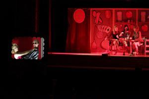 """""""Eine ganz heiße Nummer"""" (2020), OVIGO Theater"""