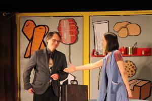 Eine ganz heiße Nummer vom OVIGO Theater