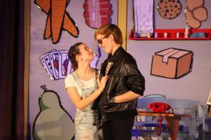 """Lena Biegerl, """"Eine ganz heiße Nummer"""", OVIGO Theater"""