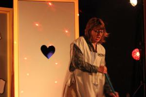 Eine ganz heiße Nummer mit Ilona Glück, OVIGO Theater