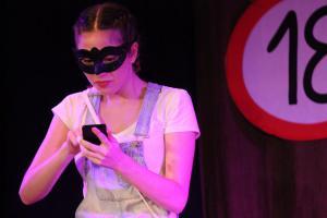 OVIGO Theater in Gleiritsch: Eine ganz heiße Nummer (Lena Biegerl)