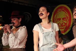 OVIGO Theater in Gleiritsch: Eine ganz heiße Nummer