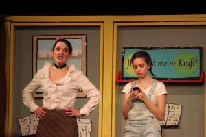 OVIGO Theater, Eine ganz heiße Nummer, Ursensollen, 2020