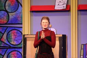 OVIGO Theater, Eine ganz heiße Nummer, Julia Gitter