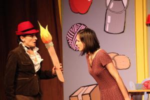 OVIGO Theater, Eine ganz heiße Nummer, Ursensollen (2020)