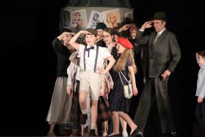 """""""Emil und die Detektive"""", OVIGO Theater, Familienmusical"""