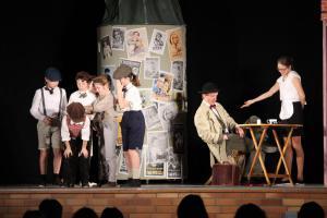OVIGO Theater, Emil und die Detektive, Pfreimd