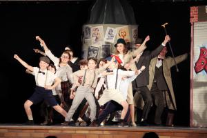 """OVIGO Theater, """"Emil und die Detektive"""", Pfreimd"""